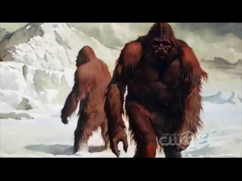 Bigfoot - Unsealed Conspiracy Files - S01E08 Mp3
