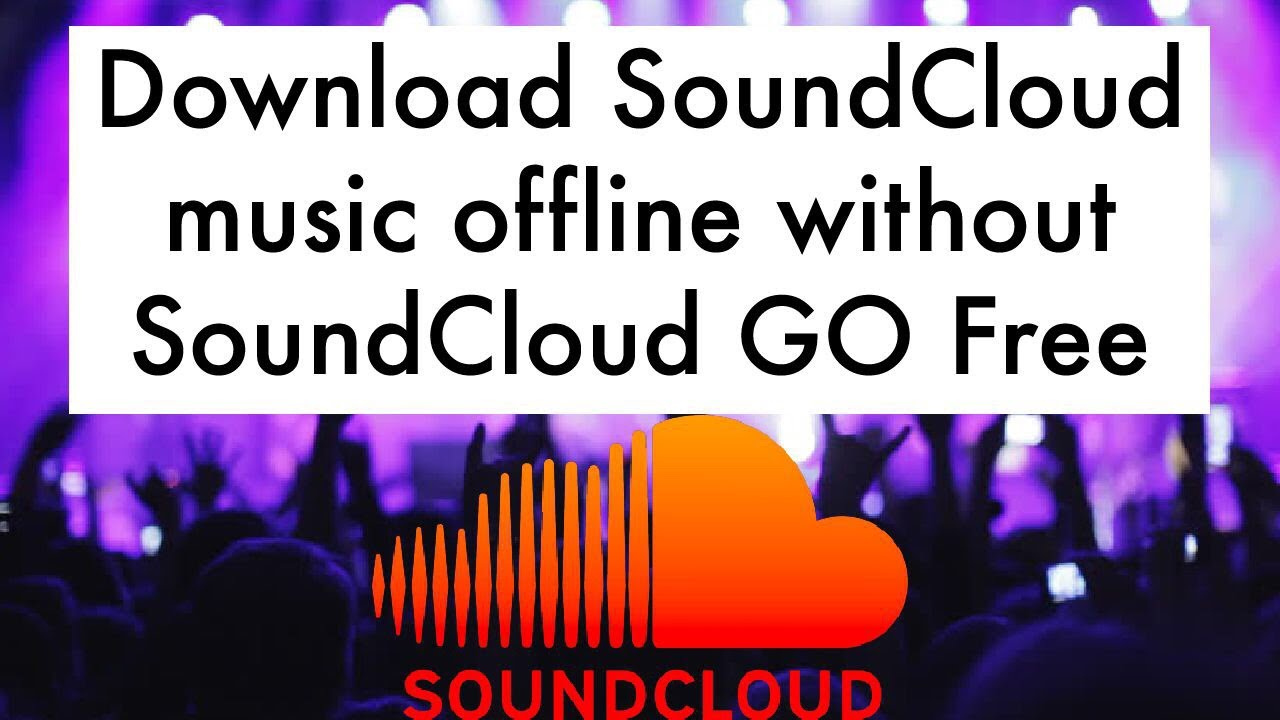[UPDATED] How to download SoundCloud music offline without SoundCloud go  Free (IOS 11 / 2018)