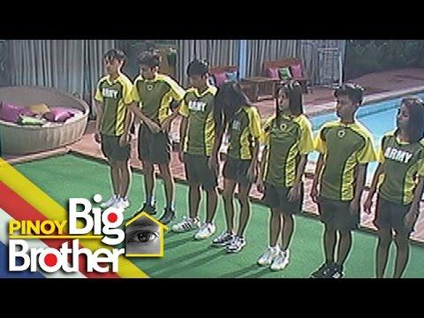 PBB Season 7 Day 88: Teen Housemates, nahirapan sa umpisa ng kanilang military training