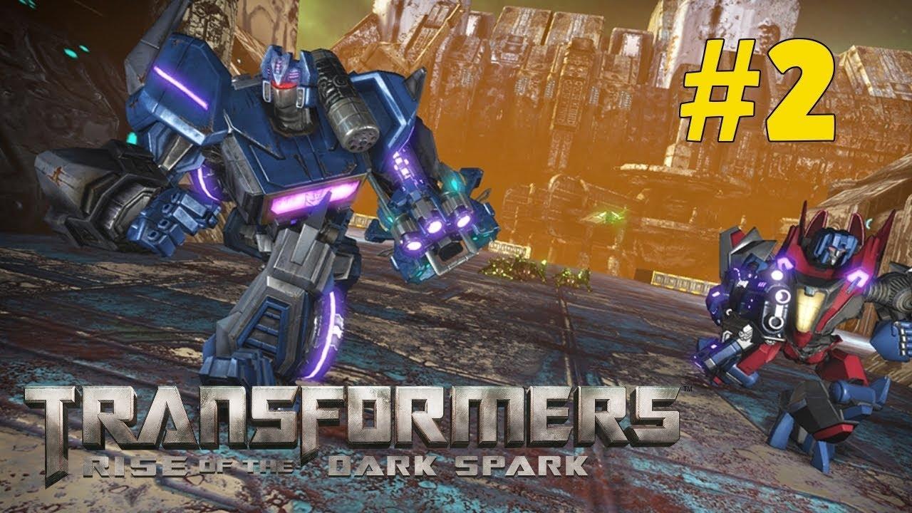 Thế giới bóng tối phần 2: Người máy biến hình, rô bốt biến hình Transformer