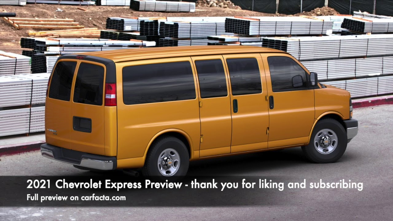 Will The Chevrolet Express Get A Reboot In 2021 Youtube