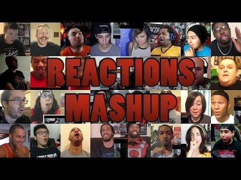 Deadpool | Red Band Trailer - Reactions Mashup (32 Reactions)