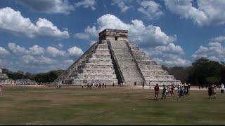Chichen Itza (Чичен-Ица) Мексика(Одно из чудес света, древний город индейцев племени Майя. А так же посещение уникальных провалов в земле..., 2015-05-10T06:36:24.000Z)