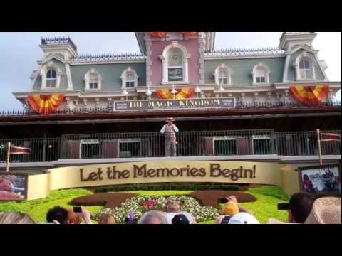 MAGIC KINGDOM (COMPLETE WALK-THROUGH) AT WALT DISNEY WORLD TOUR