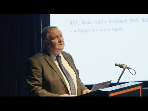 Professor David Nutt - The Truth About Drugs, Isle of Man Le
