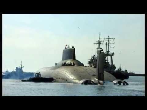 Russische Atom U Boote Friedhof