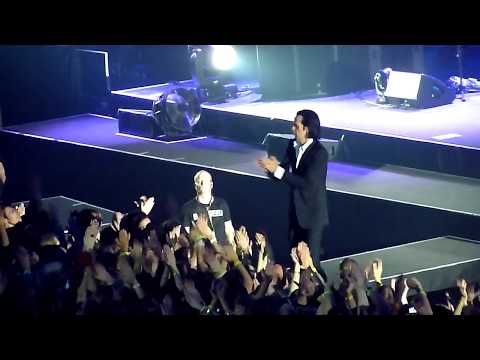 Nick Cave & The Bad Seeds - The Weeping Song - O2 Arena, London - September 2017