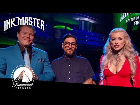 EXCLUSIVE Sneak Peek Of Ink Master Grudge Match Finale