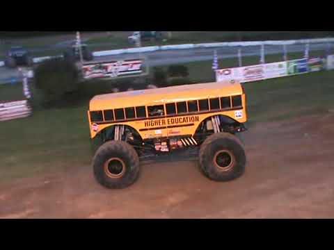 All American Monster Truck Tour - Higher Education (Donut Competition)