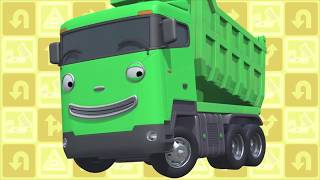 Strong Heavy Vehicles songs l Clang Clang Bang Bang l Let's Build! l Tayo the Little Bus Singalong 2