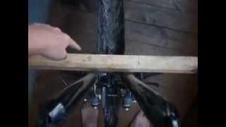 ремонт вилки велосипеда(Это видео создано с помощью видеоредактора YouTube (http://www.youtube.com/editor), 2014-01-26T15:35:17.000Z)