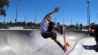 Mitchell Mendez at Newark