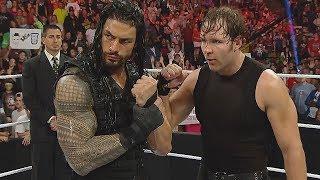 Download Video WWE Roman Reigns, Dean Ambrose and John Cena Vs. The Wyatt Family - Raw June 09, 2014 HD MP3 3GP MP4