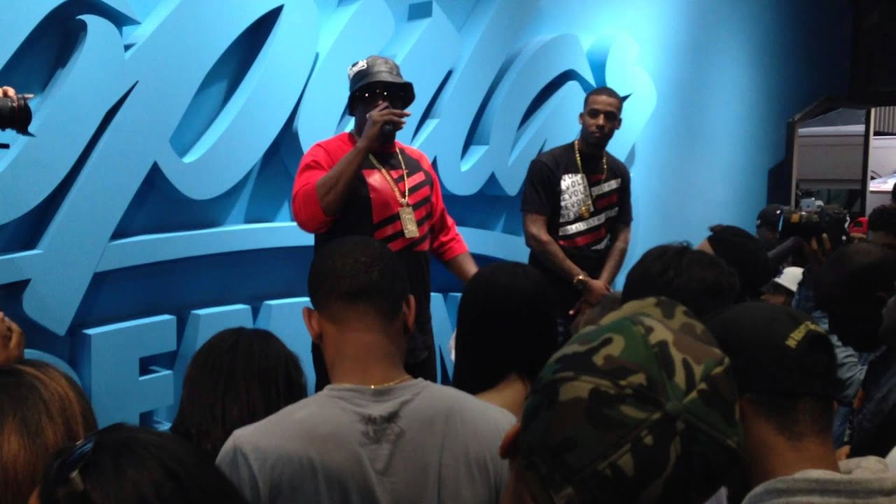 Download Diddy speaking at Revolt TV X Popular Demand store opening