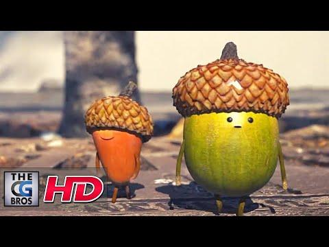 "CGI 3D Animated Short: ""Acorns""- Episode 1 - by Tonko House | TheCGBros"