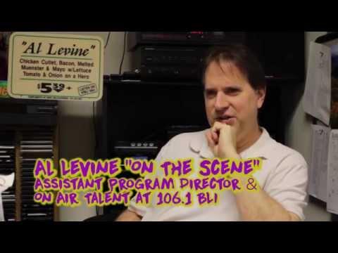 """Al Levine """"On The Scene"""" Interview"""