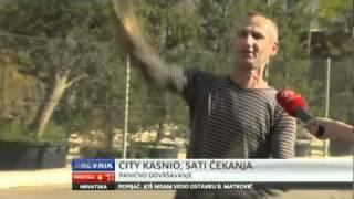 Zašto je kasnilo otvaranje City Centra One u Splitu?