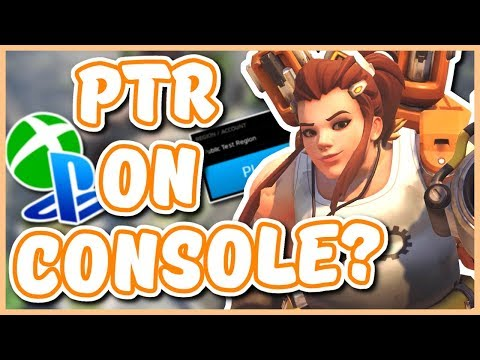 Overwatch - WILL CONSOLE EVER GET A PTR (Console PTR Ideas!)
