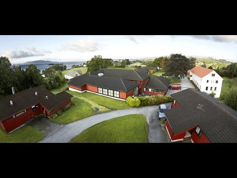 Sommerleiren på Halsnøy