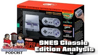 SNES Classic Edition Analysis - #CUPodcast