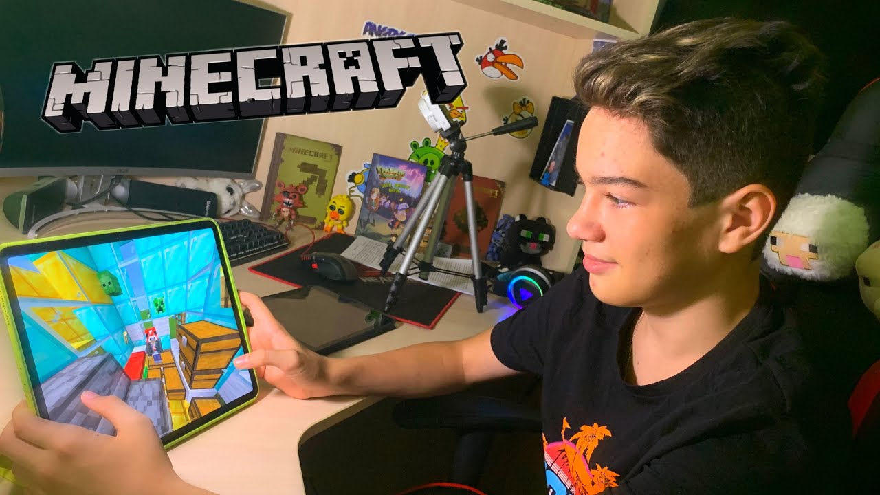Читерка в Minecraft #2