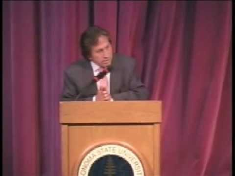 Andrea Neves and Barton Evans Social Justice Lecture Series - Alejandro Toledo