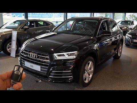 Einzeltest Audi Q5 2 0 Tdi Youtube