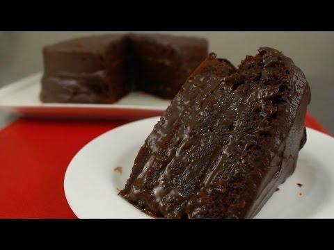 la receta dela torta de chocolate