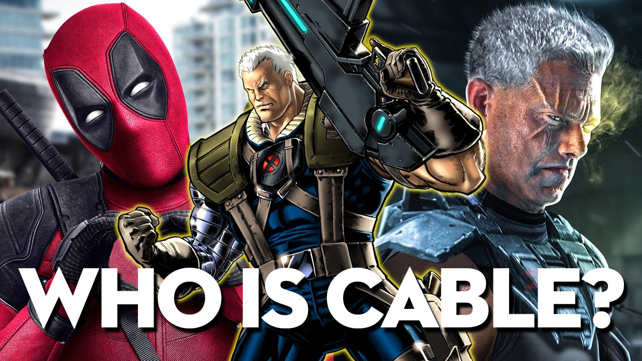 Who Is Going To Play Cable