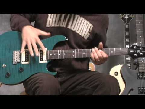 review Paul Reed Smith PRS SE Custom Tremolo electric guitar