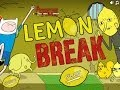 Lemon Break FULL Episodes : LEVEL 1 - LEVEL 20 ! - Escape The Dungeon - Adventure Time