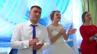 Музыкальное поздравление родителей на свадьбе 15 08 2017