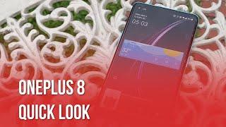 OnePlus 8 Quick Look!