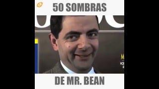 Cincuenta Sombras negras, de Mr Bean  Trailer  español latino of Bean Vlogs 2016 parodioa