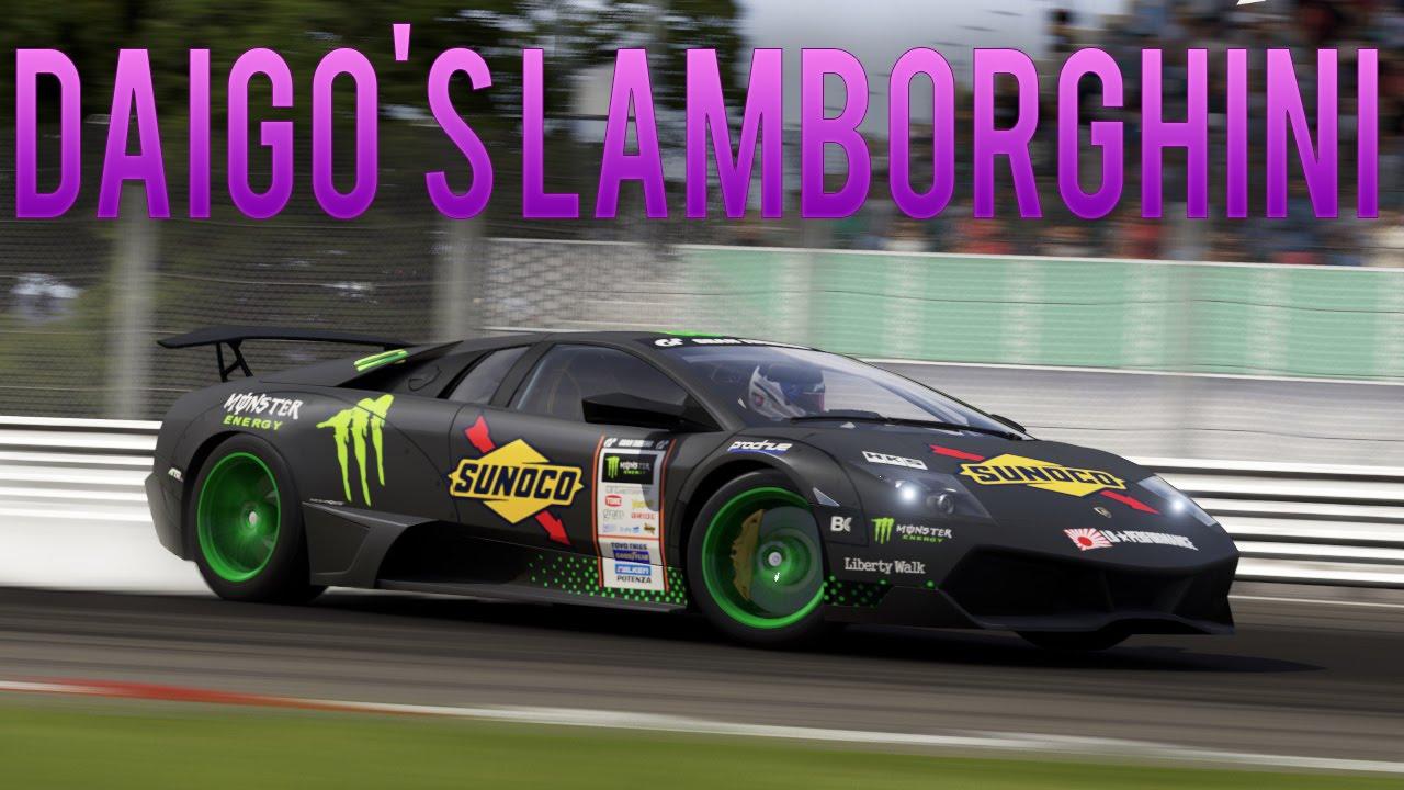Forza Motorsport 6 Just For Kicks Daigo Saito S Lamborghini