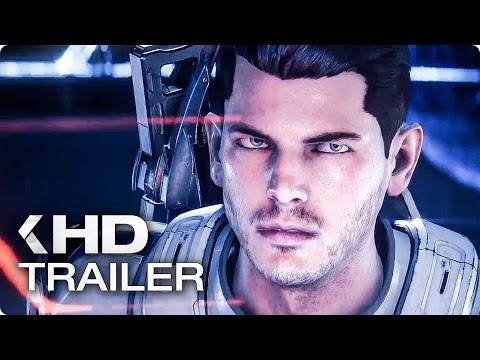MASS EFFECT: ANDROMEDA Launch Trailer German Deutsch (2017)