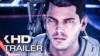 MASS EFFECT: ANDROMEDA Launch Trailer German Deutsch (2017)