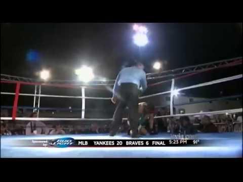 Abie Han wins by KO