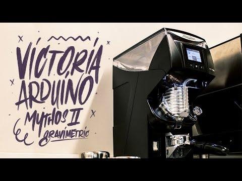 Victoria Arduino Mythos 2 Gravimetric Overview
