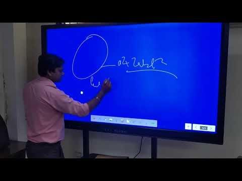 EasyRite || Interactive touch panel || Ankita Enterprises || Okhla New Delhi