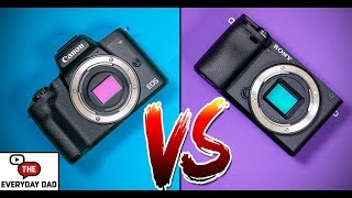 Sony A6400 vs Canon M50!  Why Pay TWICE As Much?!