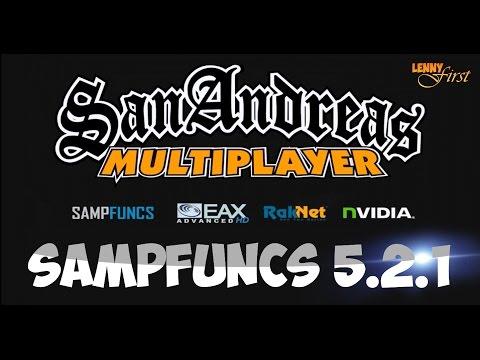 Sampfuncs 5. 2. 1 для samp 0. 3. 7.