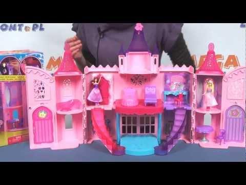 Zamek światła dźwięki / Musical Light-Up Castle - Księżniczka Piosenkarka / Princess & Popstar