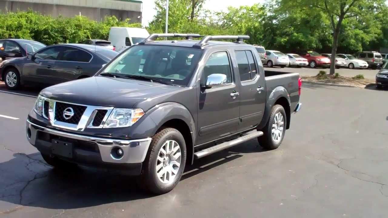 2012 Nissan Frontier SL Walk Around By Jeffrey Morris at ...