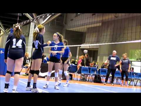 Mid East Qualifier March 2016 Volleyball