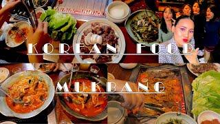 KOREAN FOOD FUN || MUKBANG ||