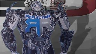 Miniteca Reflection en Versión Robot