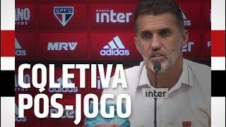 COLETIVA PÓS-JOGO: SPFC X PALMEIRAS   SPFCTV