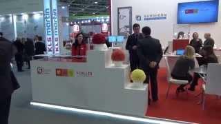 ЗАО «ШИЛЛЕР.РУ» - экспозиция на ежегодной выставке «Здравоохранение-2014»