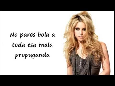 Shakira Ft. Maluma - Chantaje (Lyrics/Letra)